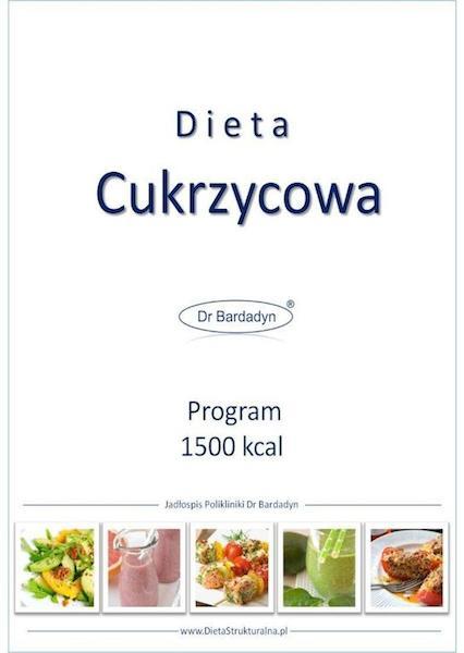 Dieta Cukrzycowa Jadlospis 1500 Kcal